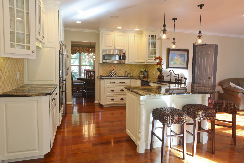 Frontline Remodeling Passinault Kitchen And Addition